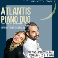 Faculty Recital Series, Cara Luffey and Andy Smith, featuring Joy Zalkind