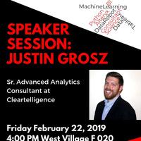Guest Speaker: Cleartelligence