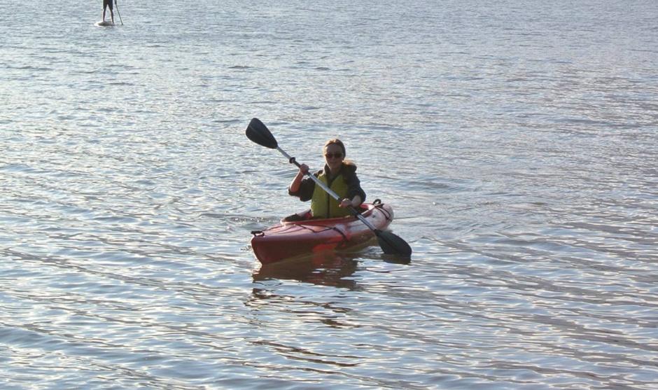 Sea Kayaking Camp