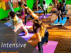 200 Hour Yoga Teacher Training in Rishikesh RYS200 (February)