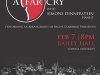 Cornell Concert Series: GRAMMY-nominated chamber orchestra A Far Cry with pinaist Simone Dinnerstein