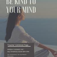 Trauma Centered Yoga