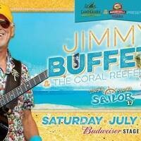 Jimmy Buffet and the Coral Reefer Band