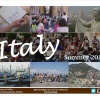 Lehigh in Italy (Vicenza) Info Session | Study Abroad