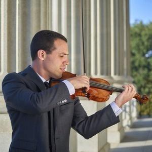 Guest Artist: Ari Streisfeld, violin