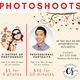 Valentine's Pop-up Photoshoot and Professional Portraits