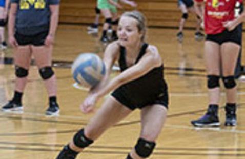 Volleyball All Skills Camp (Grades 9-12)