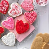 Pastry Skills Session: Valentine's Day Cookies