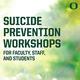 Student Suicide Prevention Workshop