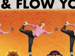 Sip & Flow Yoga