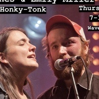 Baltimore Honky-Tonk & Two-Stepping with Jesse & Emily