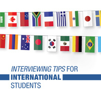Interviewing Tips for International Students