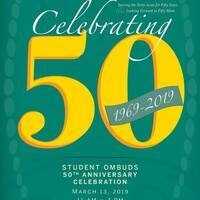 50th Anniversary of the Student Ombuds Office