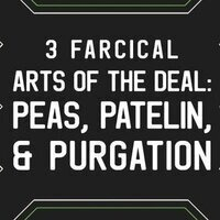 UGA Theatre presents: Three Farcical Arts of the Deal: Peas, Patelin and Purgation
