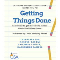 Getting Things Done (GSA)