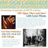 Sign Language Learning & Practice Circle