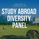 Study Abroad Diversity Panel
