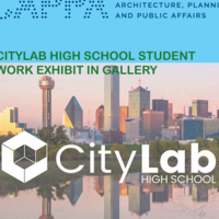 CityLab High School Student Work Exhibition