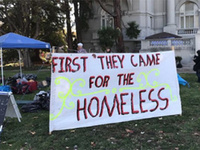 Sarah Menefee: First They Came for the Homeless