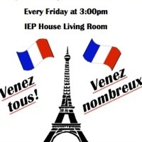 La Causerie: French Conversation Hour