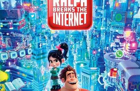 Free Movie Friday: Ralph Breaks the Internet
