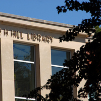 D.H. Hill Jr. Library