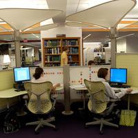 D.H. Hill Jr. Library