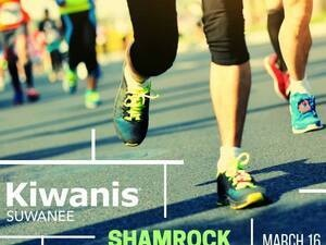 Suwanee Kiwanis 8th Annual Shamrock 5K
