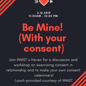 Be Mine! (With Your Consent)