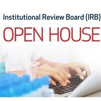 Institutional Review Board Open House
