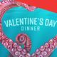VALENTINE'S DAY DINNER at Ripley's Aquarium