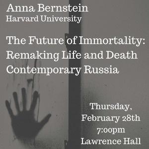 Hindus Lecture with Anna Bernstein