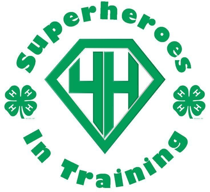 Newberry County 4-H Super Hero Science Camp