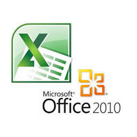 Introduction to Micrsoft Excel,  2010