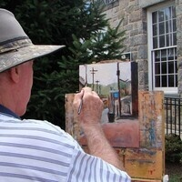 Paint It! Ellicott City 2019 Plein Air Paint-Out