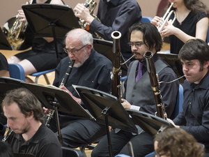 Pitt's Symphony Orchestra: Schumann, Dvorak, and Perry