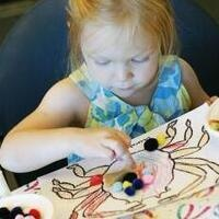 Sunday Seaside Crafts at the Seymour Center