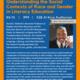 ED Talks Series Speaker:  Dr. David E. Kirkland