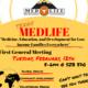 TexasMEDLIFE - First General Meeting