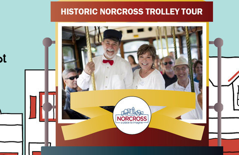 Historic Norcross Trolley Tour