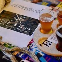 Hooks & Hops Meetup