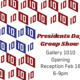 Presidents Day Show at Gallery 1010