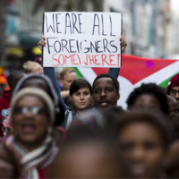 Xenophobia and the Migrant Crisis in the Middle East