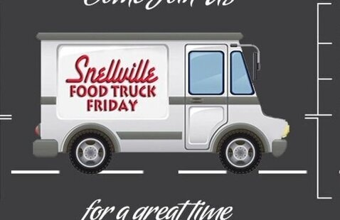 Snellville Food Truck Friday