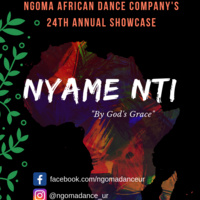 Ngoma African Dance Company's Annual Showcase