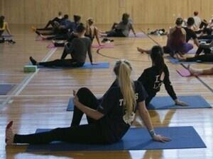 Heart Chakra Yoga