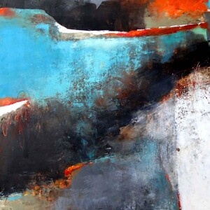 Expressive Painting in Oil/Cold Wax Medium with Lisa B. Boardwine