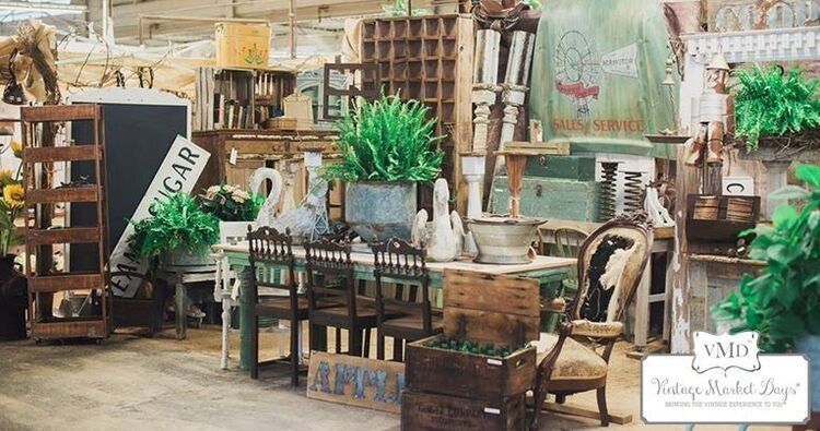 Vintage Market Days of Upstate SC