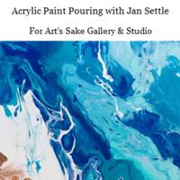 Acrylic Paint Pouring II
