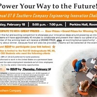 First Annual UT & Southern Company Engineering Innovation Challenge